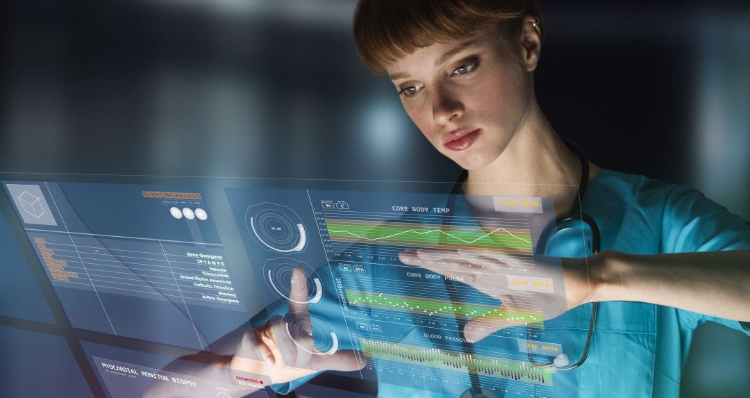 Why Touchscreens Are Perfect For Demonstrating The Latest Healthcare Technology